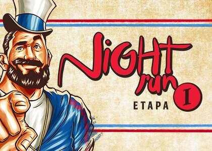 Night Run 2021 - Etapa 1 - Campinas
