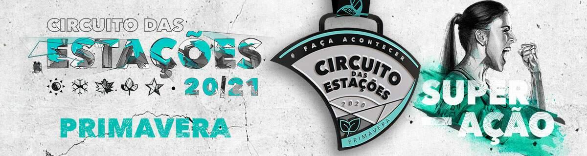 Circuito das Estações 20/21 - Primavera - Rio de Janeiro